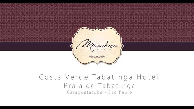 Vídeo Manduca Restaurante