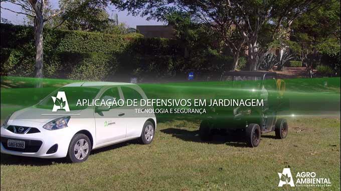 Foto de supervisão e segurança Agroambiental